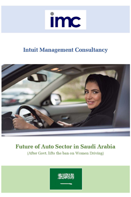 FUTURE OF AUTO SECTOR IN SAUDI ARABIA