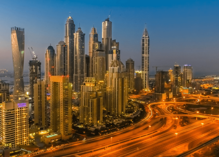 Dubai gets the tag of city of the future in terms of Investments