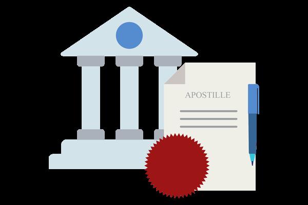 Legislation and Apostille