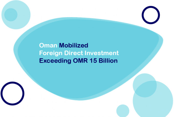 Oman Mobilized Foreign Direct Investment Exceeding OMR 15 Billion